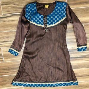 Pirona Indian Dress